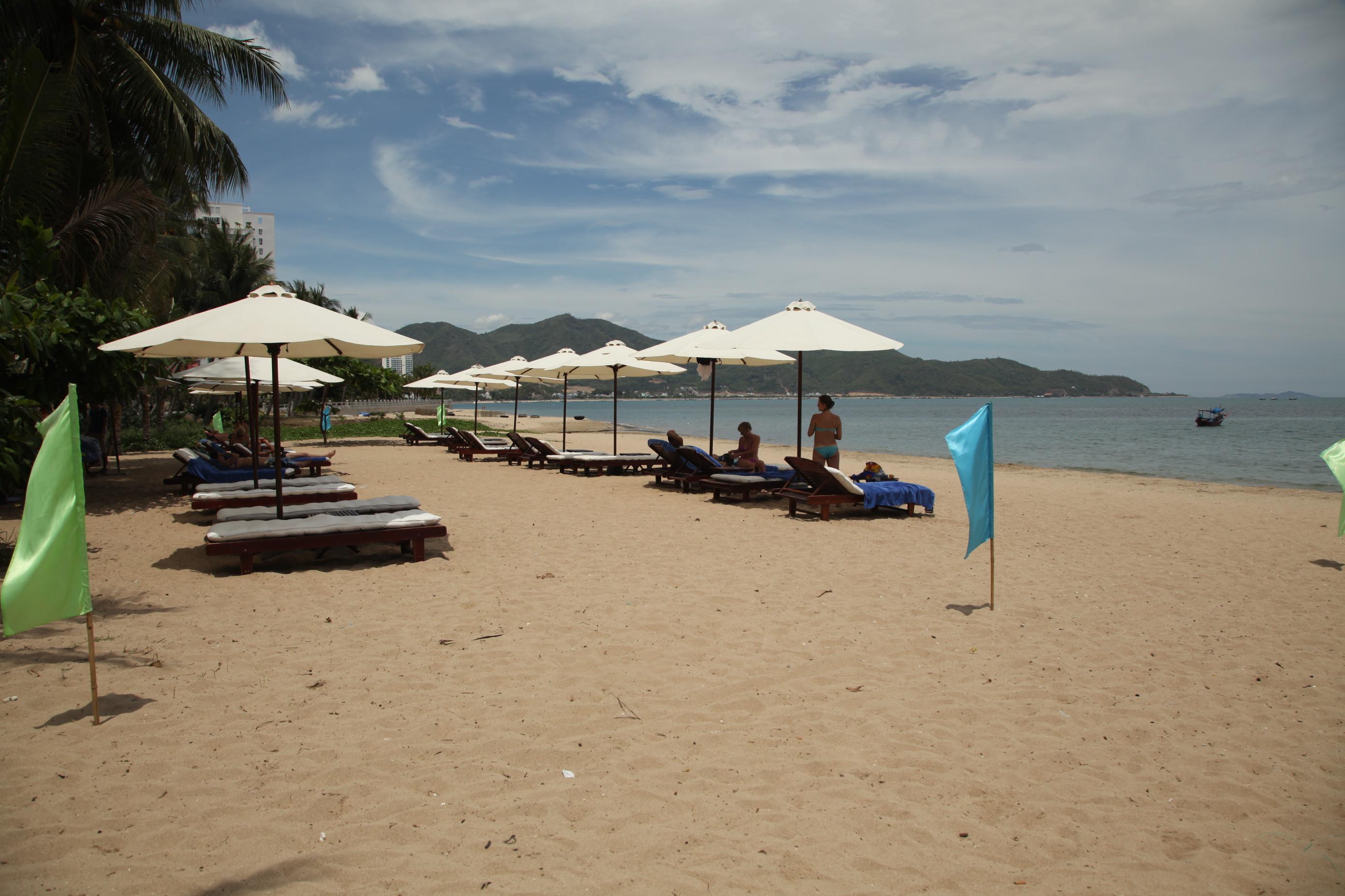 VDB NHA TRANG beach