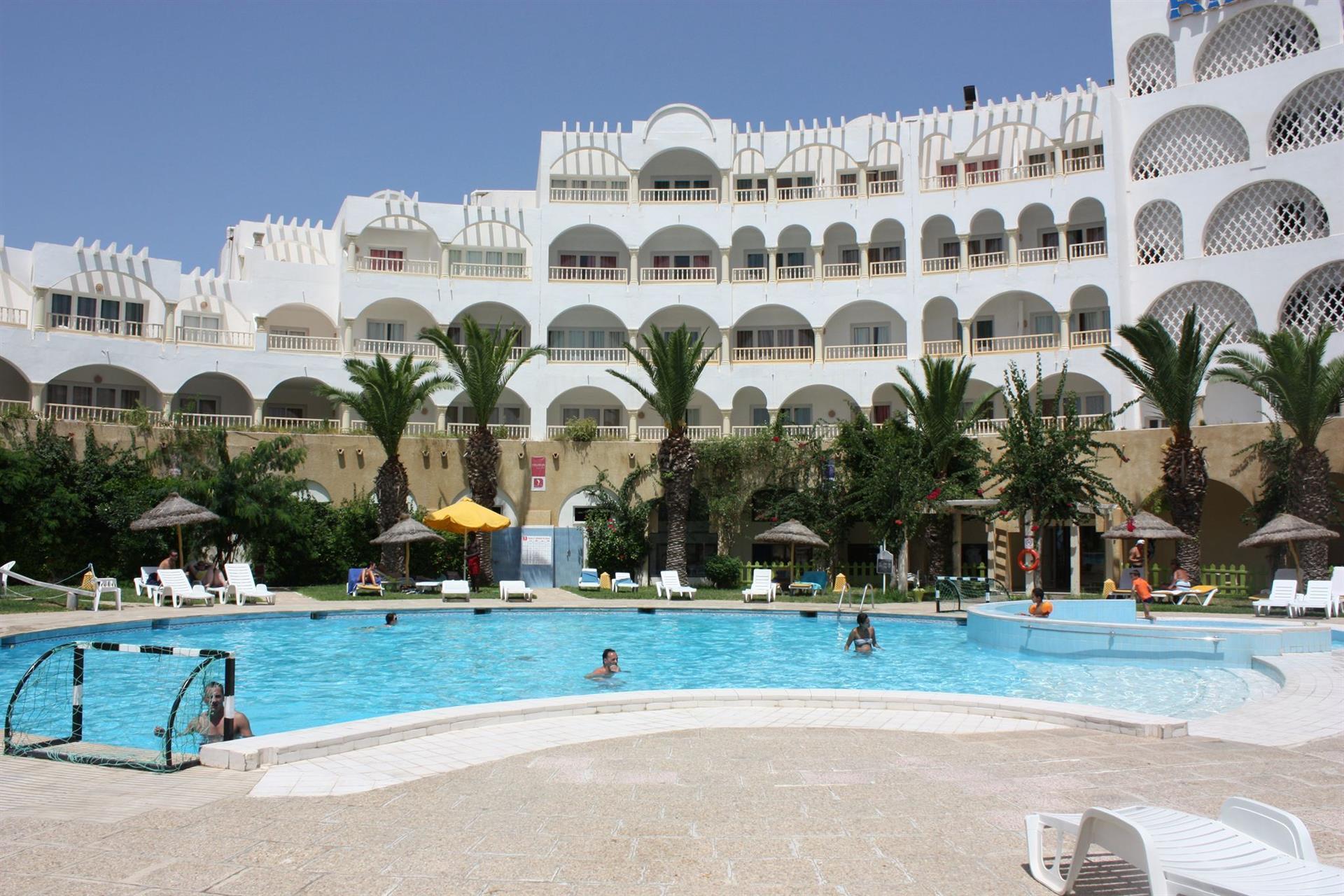 Тунис лето 2019