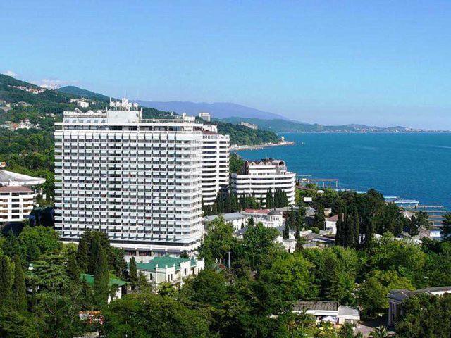 Черноморское побережье санатории
