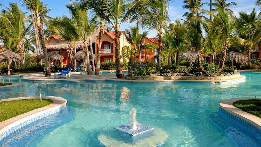 Райский остров - Доминикана.