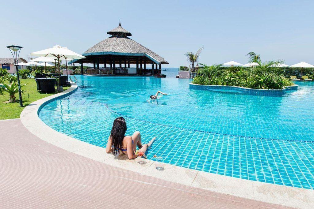 Ibis Bay Beach Resort Home Face